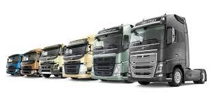who makes volvo trucks sectors