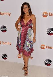 Constance Marie Sexy Pictures - tyra banks wears leather bustier as she joins abc stars at tca