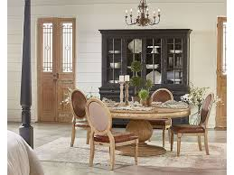 magnolia home by joanna gaines dining room belgian breakfast table