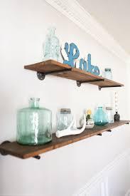 rustic modern shelves mountainmodernlife com