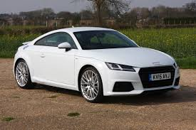 audi tt coupe review parkers