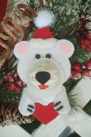 rocher chocolates reindeer teddy u0026 polar bear felt christmas