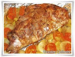cuisiner epaule agneau epaule d agneau rotie au four