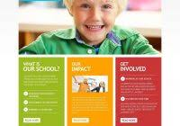 play school brochure templates play school phlet matter best and professional templates