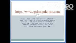 House Design Freelance by Freelance Logo Design Jobs Online Www Spdesignhouse Com Youtube