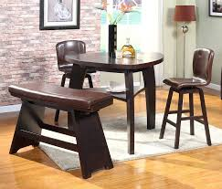 dining set with benches benches dining furniture with benches