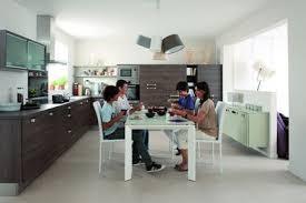 modele de cuisine cuisinella cuisinella les 6 cuisines pratiques chic et abordables qu on
