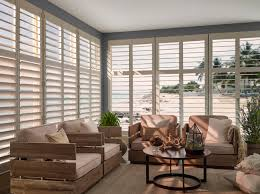 interior plantation shutters window treatments eclipse shutters