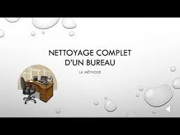 protocole nettoyage bureau formation aph nettoyage bureau