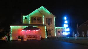 holiday light show a labor of love for one brewerton family wrvo