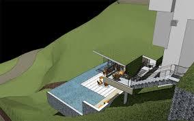 steep hillside house plans amusing steep hill house plans gallery exterior ideas 3d gaml us