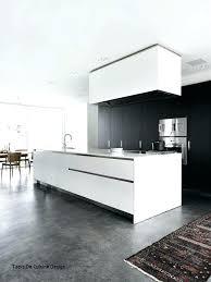 photo de cuisine design photo de cuisine design cuisine laque ilot central perpignan