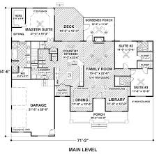 2400 Square Foot House Plans New House Plan Hdc 1752 1 Is An Easy To Build Affordable 3 Bed 2