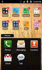 how to make folders on android app folder advance android apps on play