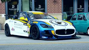 maserati street aero honors the naval special warfare community and its families