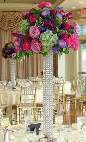 Crystal Vases For Centerpieces Wedding Rentals Crystal Vase