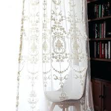 classical embroidered fl pattern white sheer curtain embroidered sheer curtains bella gold embroidered sheer curtain embroidered