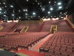 light and sound theater branson we had a backstage tour before the performance of the sight and