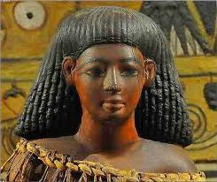 information on egyptain hairstlyes for and 19 answers were ancient egyptians black white or dusky skinned