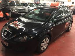 seat leon 1 6 reference 5dr manual for sale in liverpool owens