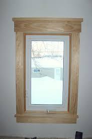 Interior Window Moulding Ideas Best 25 Window Moulding Ideas On Pinterest Window Casing Diy