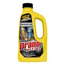 drano max gel clog remover 32 ounces walmart com