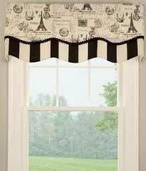 Window Treatment Valance Ideas Remarkable Kitchen Curtains And Valances And Best 25 Valance