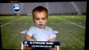 Etrade Baby Meme - etrade baby shocked face keywords and pictures