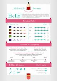 Graphic Design Resume Free Resume Templates 55 Amazing Graphic Design To Win Jobs