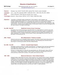 Example Of Resume Summary by Awesome Examples Of Resume Qualifications Resume Format Web
