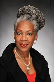 grey hair african american woman related to african american