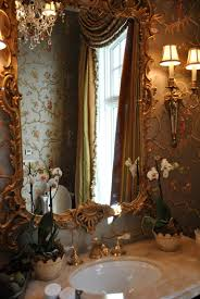 Elegant Powder Room The Enchanted Home My Most Favorite Room To Decorate U0027over
