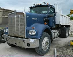 kenworth w model for sale 1977 kenworth w900a dump truck item j8920 sold june 30