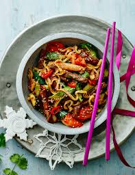 sainsburys kitchen collection tom yum prawn noodle soup sainsbury u0027s magazine