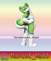 Halloween Mascot Costumes Cheap Mall246 Oisk Husky Fursuit Mascot Costume Luxury Fox Dog Plush