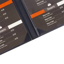 menu covers wholesale 50pcs lot wholesale restaurant menu covers wine list holders