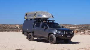 Land Cruiser Aluminium Canopy by Bull Motor Bodies Your Ute Your Business Our Passion