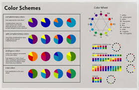 color scheme definition unac co