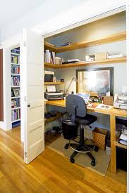 home design wood trim in simple traditional home office design