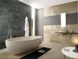 Unique Bathroom Tile Ideas Cool Bathroom Tile Designs With Nice Gray Color Lanierhome