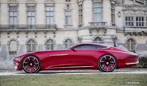 maybach mercedes mercedes maybach 6 unity of style and function