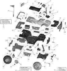 Polaris Sportsman 800 Twin Part Diagram