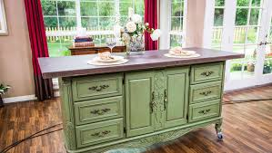 diy kitchen furniture how to ken s diy kitchen island home family hallmark channel