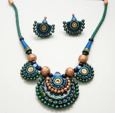 terracotta jewellery designs for and culture news