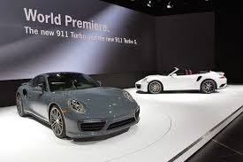 porsche truck 2016 porsche 911 turbo prices reviews and new model information autoblog