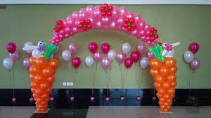 Balloon Decoration At Home Baby Shower Balloon Decorations Balloon Decorations For Any