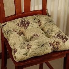 French Country Chair Cushions - kitchen design marvelous dining table chair cushions french