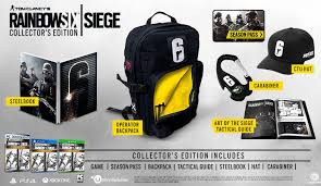 siege xbox 360 rainbow six siege collector s edition detailed xbox one xbox 360