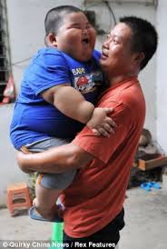 Fat Chinese Boy Meme - lu hao chinese toddler 3 weighs a staggering 132lbs and he s