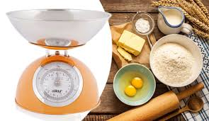 Traditional Kitchen Weighing Scales - cook incolour 5kg traditional dome kitchen weighing food cooking